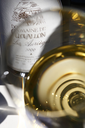 Domaine de Clovallon Les Aurièges 2000