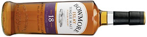 20001 Bowmore 18 Years