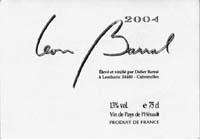 Leon Barral Blanc