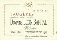 95272  Leon Barral Valinière 2005