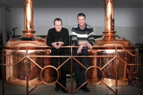 Eskilstuna Ölkultur Arto Ukura och Anders Olsson