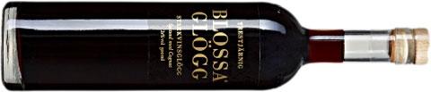Blossa Trestjärnig Glögg Spetsad med Cognac