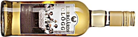 Herrgårdsglögg Vit Starkvinsglögg spetsad med whisky