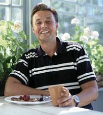 Jonas Borssén  Foto: Björn Lindberg