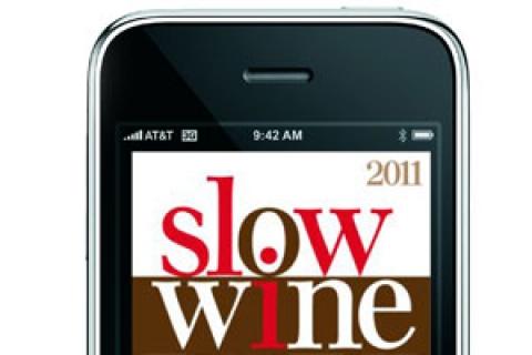 Slow Wine 2011 ny iphone-app