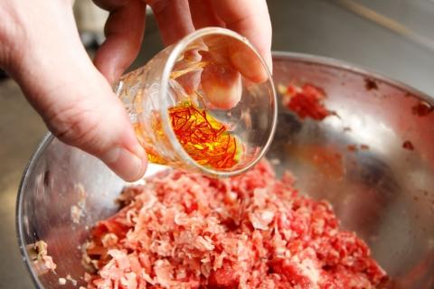 Köttbullar Recept Saffran