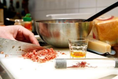Köttbullar Recept Saffran Serrano