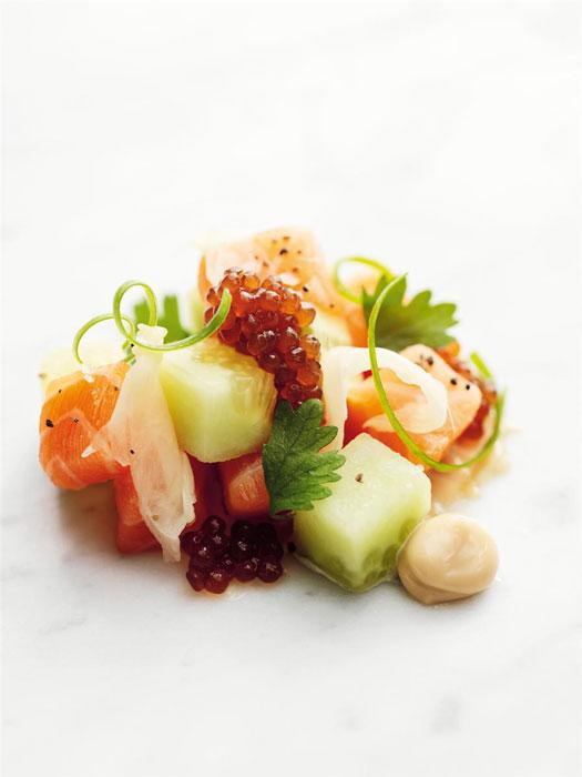 Salmalax Recept från Det naturliga köket -Mathias Dahlgren