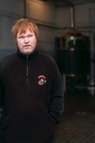 Oceans bryggare Thomas Bingebo