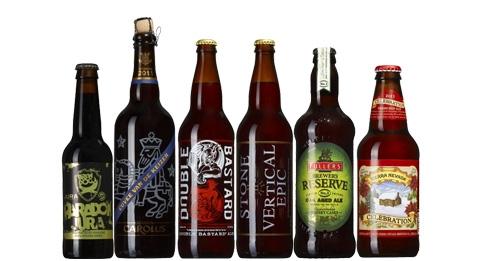 Mäktig öl - systembolagets februarinyheter öl