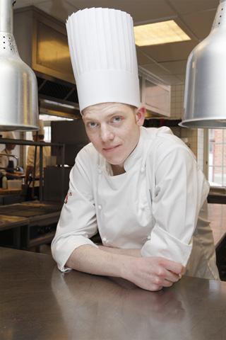 Restaurang Lux: Köksmästare Daniel Frick