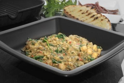 Recept Kikärts-, spenat- och karljohansoppa