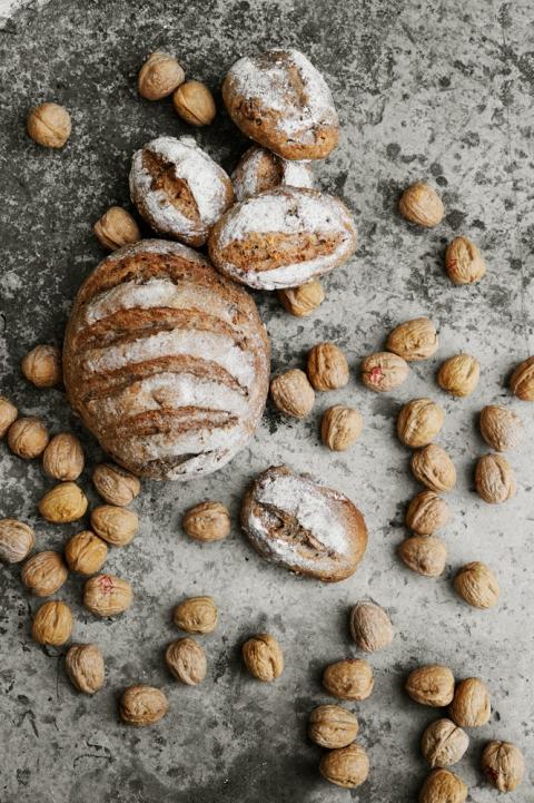 levain Sura degar och söta bröd