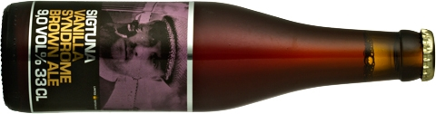 Sigtuna Vanilla Syndrome Imperial Brown Ale