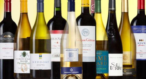 Nya viner på systembolaget i april