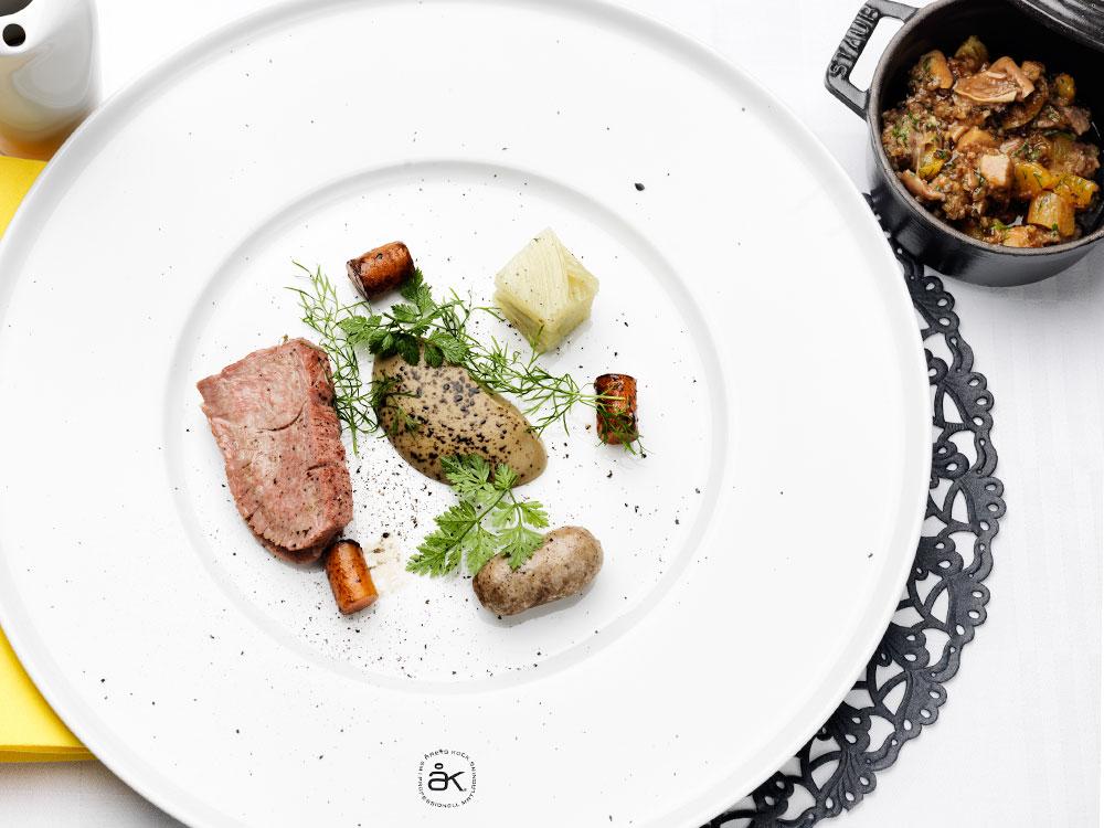 Vinnarrätten Årets kock 2011 Tomas Diederichsen